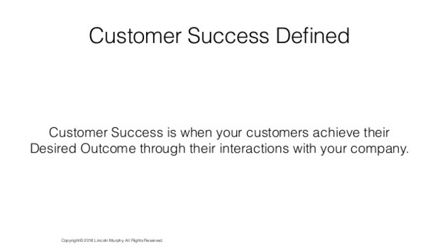 customer-success-defined